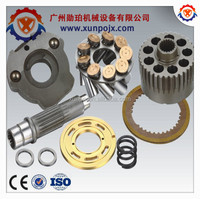 excavator swing motor parts PC400-6/PC450-6, motor cylinder block 706-88-40090
