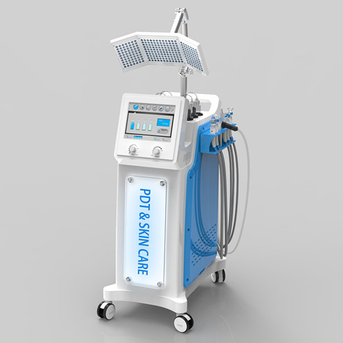 NL-SPA810 BEST ! oxygen jet peel dermabrasion salon facial equipments ance treatment