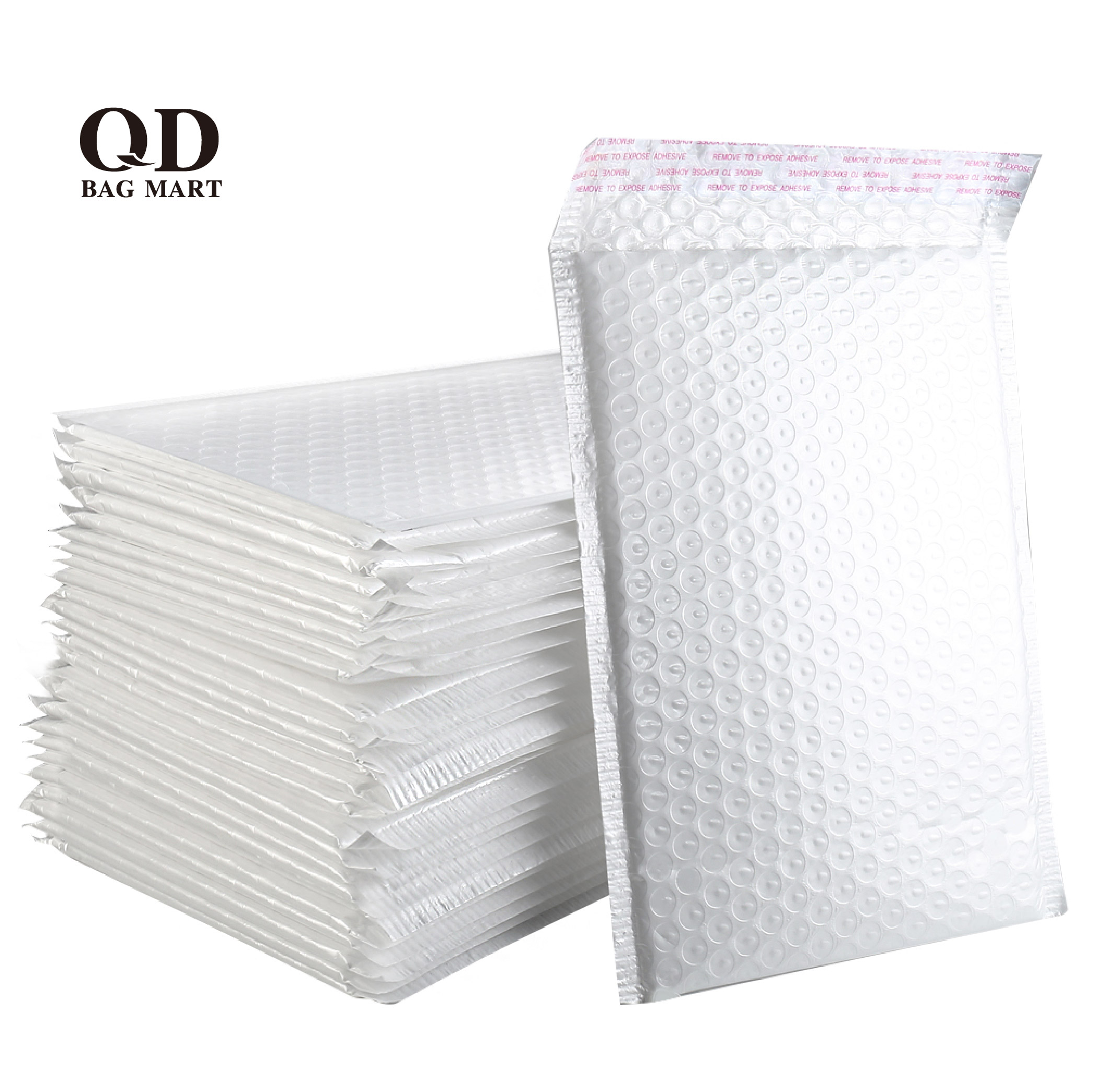 6x10 Inches <strong>Poly</strong> Bubble Mailers Self Seal Gray Padded Envelopes