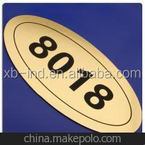 High ABS Plastic Melting Temperature, ABS Sheet for CNC engraving
