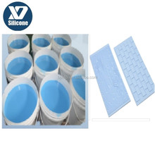 Silicon Rubber for mold making for artificial rocks and stones