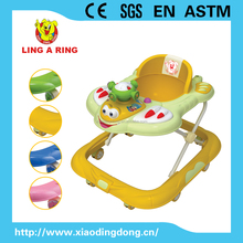 European CE Standard New Baby Walker Lovely cheap walker for baby 2013 best baby walker