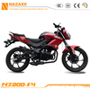 NZ200-F4 2016 New 200cc Barato Proeminenter Hot sales Adults Street/Calle Motorcycle/Motocicleta