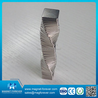 custom high quality block ndfeb magnet in mass production