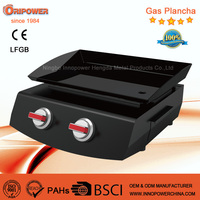 2-BURNER GAS PLANCHA MODEL: K1105B