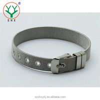 High Quality Stainless Steel Mesh Watch Bands