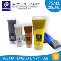 Memory professional acrylic paint 200ml acrylic color