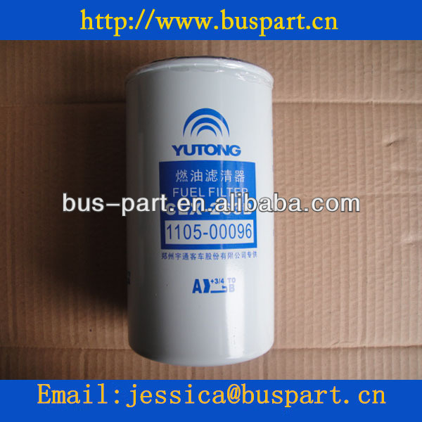 Original engine fuel filter for Yutong bus
