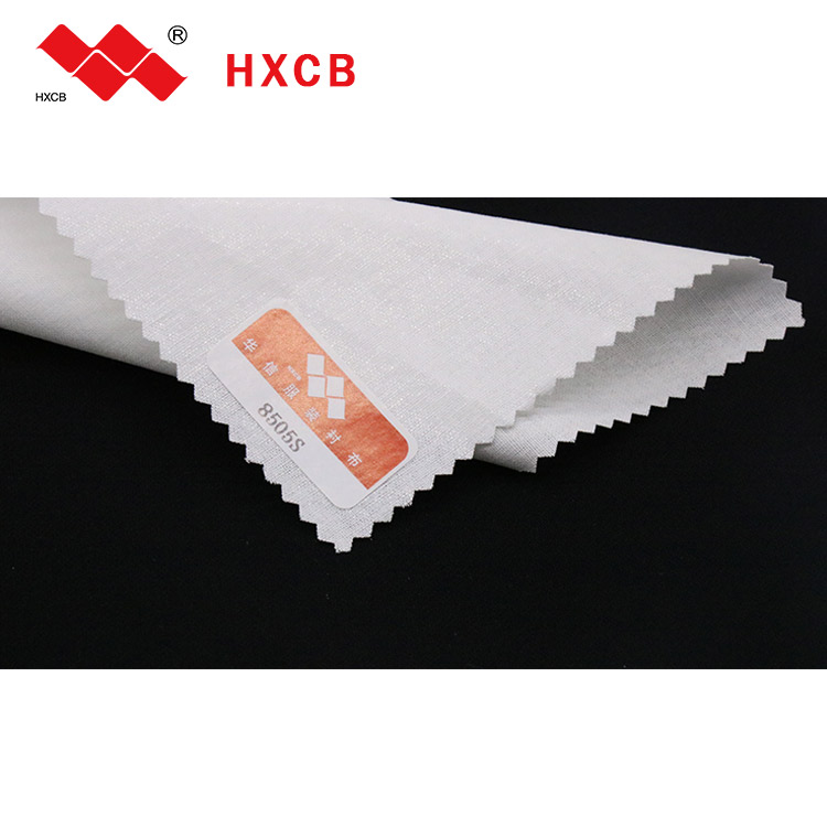 8505S Woven Polyester Colorful Wool Interlining Fabric