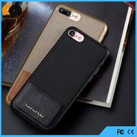 Cheap Mobile Phone Case For iphone6 4.7 Premium 100% Top Leather Wallet Cardslots/Flip Case Cover