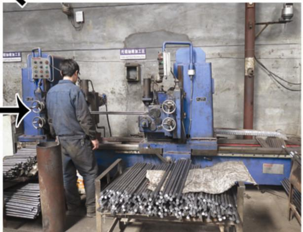 Dezhou Yilun conveyor roller making machine for sale