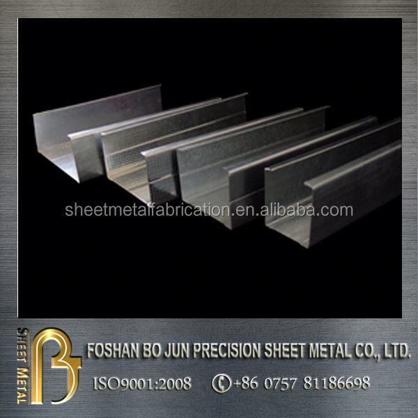 China manufacturer customized stainless steel unistrut channel
