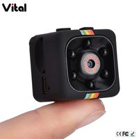Original Mini Camera SQ11 Full HD 1080P Camcorder Night Vision Mini Camera Aerial Sports Mini DV Voice Video Recorder FPV Camera