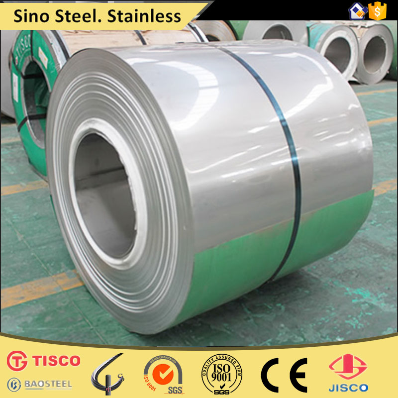 2B/BA Surface Stainless Hr/<strong>Cr</strong> Steel Coil/Strip (201/202/301/304/304L/316/316L)