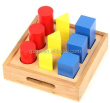 Most Popular Montessori 88pcs116pcs137pcs188pcs/ montessori equipment/ montessori teaching material QX-177A