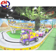 2017 Interesting amusement rides indoor outdoor electric train mini shuttle for sale