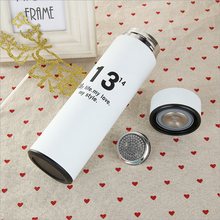Keep Warm/Cold Double Wall 304 Insulated Stainless Steel Water Bottle