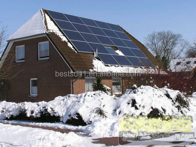 10KW 20KW 30KW business home solar power system/50KW 60KW 100KW solar farm city installation system
