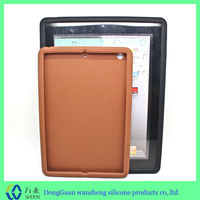 Good Soft Silicone Cover for ipad mini/2/3,for Protective Silicone ipad Cover