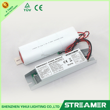12V Emergency battery for led tube with TUV CE CB certificate