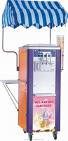 Big discount! Soft ice cream van slush machine for sale