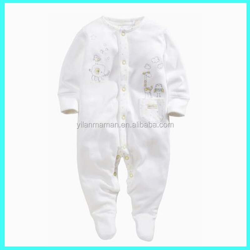 2016 New baby sleepers infant clothes newborn baby gowns baby summer sleepers