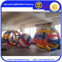 inflatable rolling Chair Water Park Toys from china GW7001