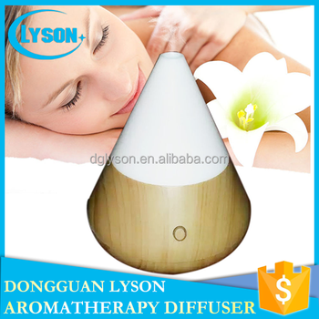 Top Rated Essential Oil Ultrasonic Aroma Small Humidifier For Bedroom