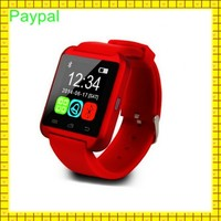 wholesale Distance mileage cheapest bluetooth watch mobile phone
