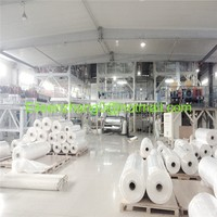 polyolefin shrink film ,pof shrink wrap film BRC approved