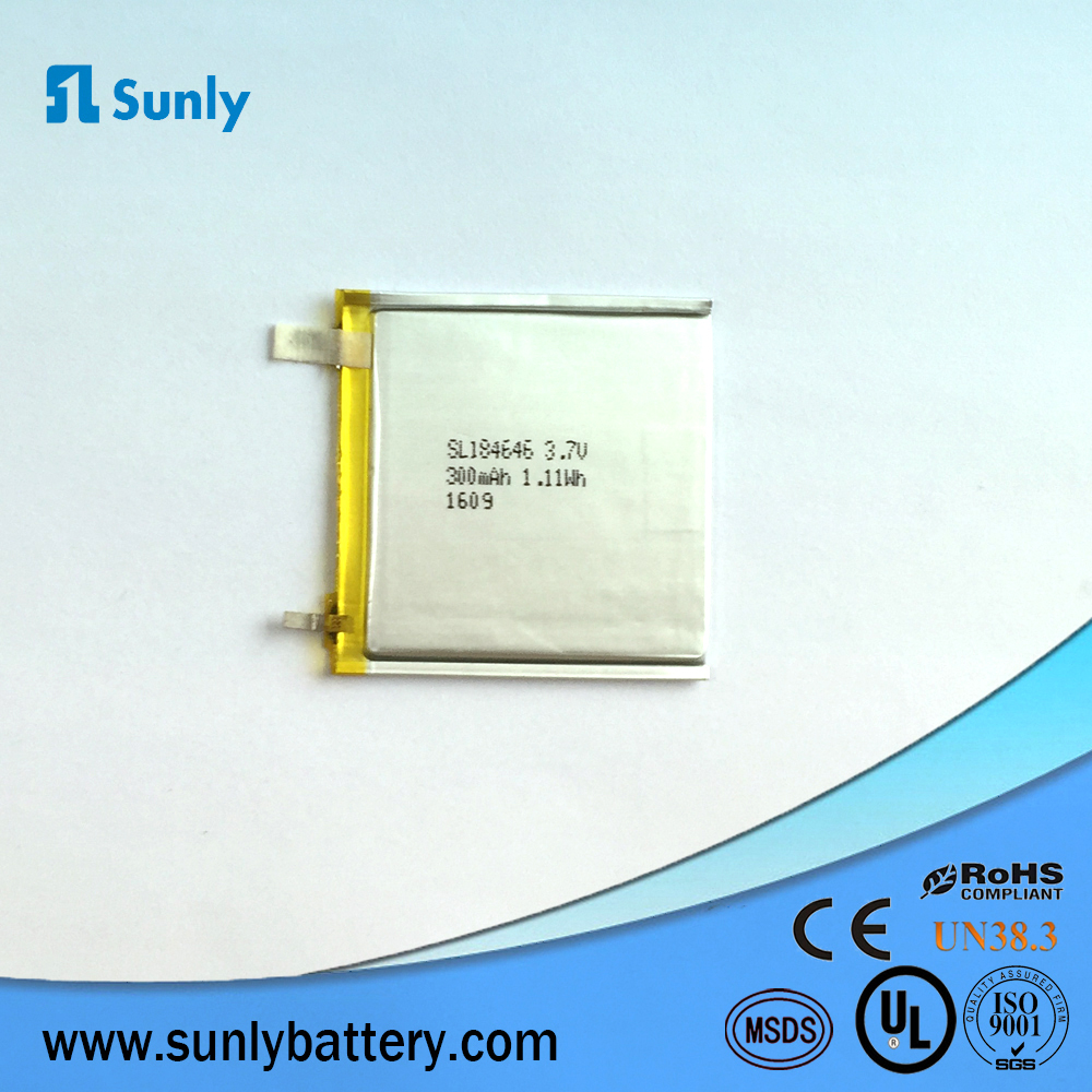 Mini rechargeable battery 501016 lipo battery 3.7v 55mah lithium polymer battery for bluetooth earphone