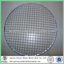 cooking wire grid ss barbecue meshes