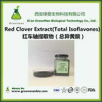GMP Factory Supply 8% Red Clover p.e./8% Red Clover extract powder/ Red Clover extract 8%
