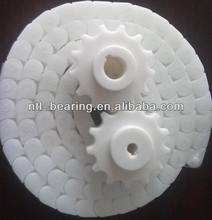 Plastic roller chains and sprockets china factory