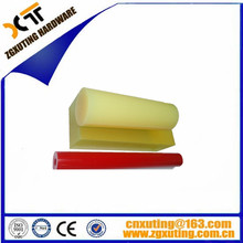 polyurethane transparent yellow pu sheet, pu polyurethane board , pu rod