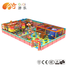 Baby indoor playground used indoor playground equipment sale