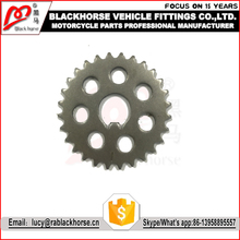 Chinese supplier motorcycle timing gear with high strength for BOXER