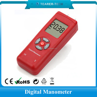 2015 newly large LCD air digital pressure manometer 2Psi/13.79kPa with lowest price TL-100