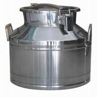 304 Stainless Steel Milk Cans