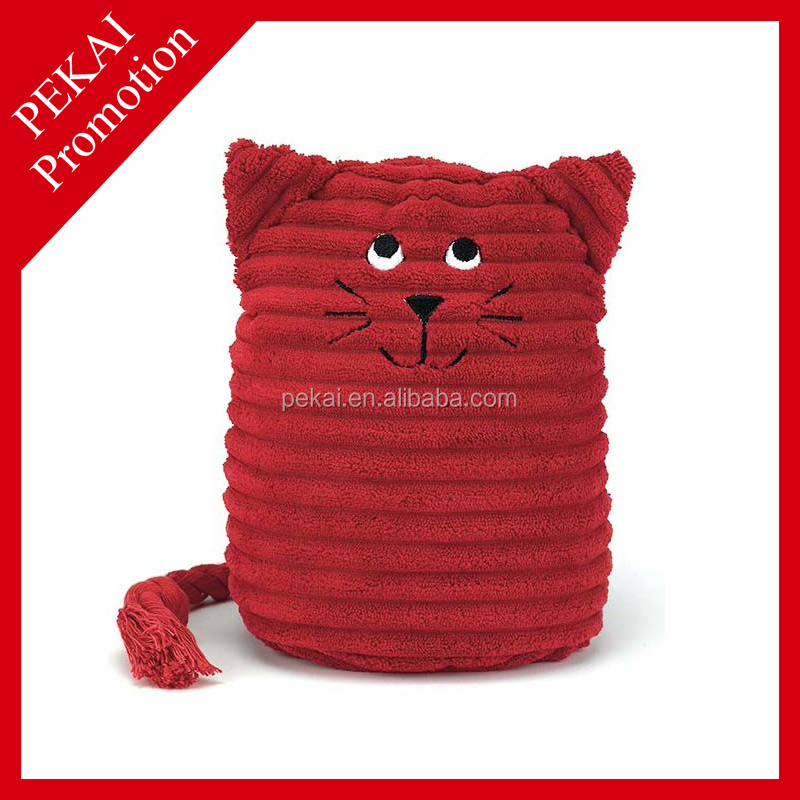 JM7862 plush cat,Corduroy do toys,Kitten modelling toys