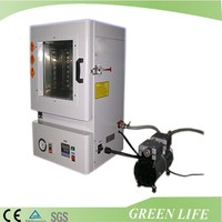 High temperature test usage laboratory precision electric vacuum drying oven for heat treatment and drying