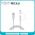2016 hot sales MFi lighting USB cable with fast charging best for iphone6S/Plus