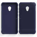 alpha design brushed metal collision avoidance antiskid tpu soft case for Alcatel U5 mibole phone back cover