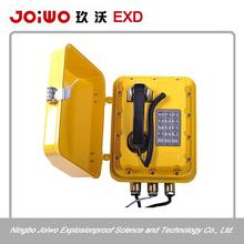 Flameproof telephone ade in China rugged industrial telephones