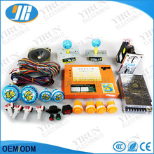 DIY Arcade kits Fishing machine parts HD Fishing game PCB mario game Casin game borad LED Joystick, button, power supply