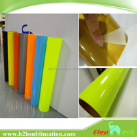 wholesale pvc heat transfer vinyl for heat press machine