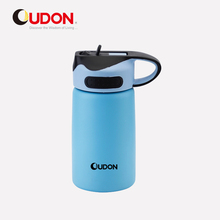 Wholesale customized 320 ml double wall vacuum insulated stainless steel flask water bottle made in china factory