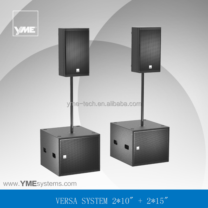 Versa Sys 6 1800watt professional portable sound system pa box sound system for disco
