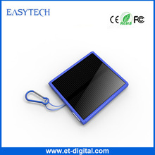 2016 hot selling Factory high quality 10000 mah solar power bank