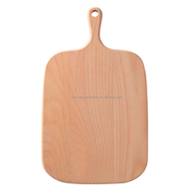 Beech Wood Kitchen Handle Vegetable Breakfast Cutting Boards